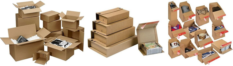 Verpackung Karton